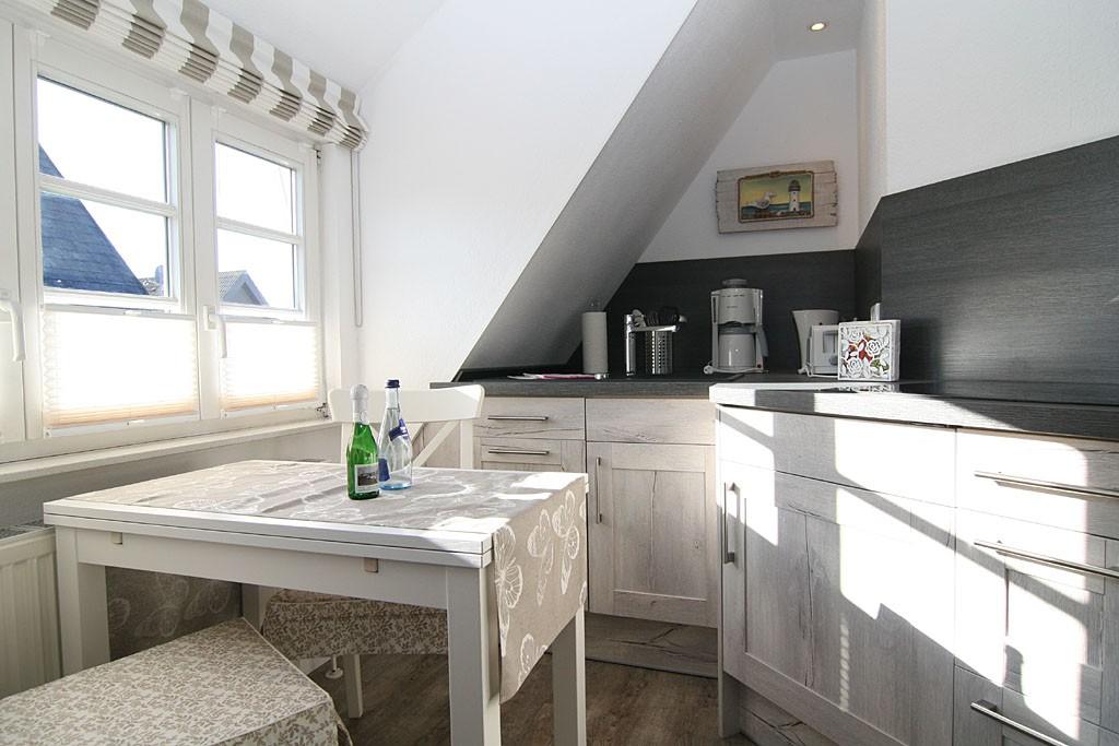 Ferienwohnung - Haus Claßen, 35qm - Hörnum - 2 PERSONEN - Insel Sylt